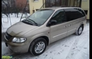 Chrysler Grand Voyager Limited 2.5 diesel 2002r.