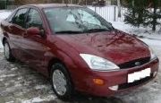 Ford, Focus, FORD FOCUS GHIA 1,6 benzyna